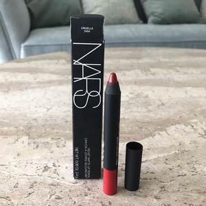 NARS velvet matte lip pencil - NIB- cruella